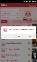 Screenshot of Situsi - Flirt with Facebook