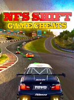 Screenshot of NFS Shift Top Cheats