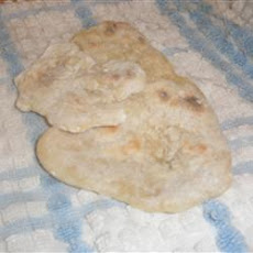 Bazlama - Turkish Flat Bread
