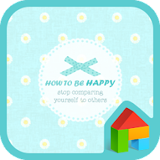 how to be happy dodol theme
