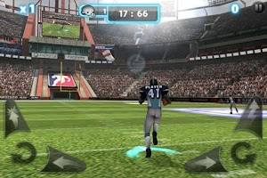 Screenshot of Backbreaker 2: Vengeance