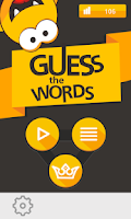 Screenshot of Guess The Words