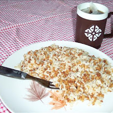 Rice Pilaf, Secret Ingredient