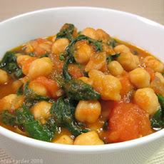 North African Chickpeas