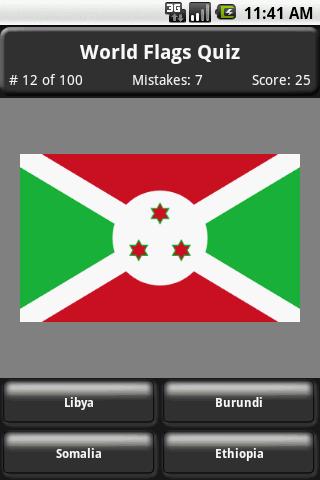 教育必備APP下載|World Flags Quiz 好玩app不花錢|綠色工廠好玩App