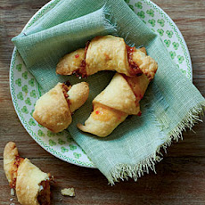 Pepper Jelly-Pecan Rugelach