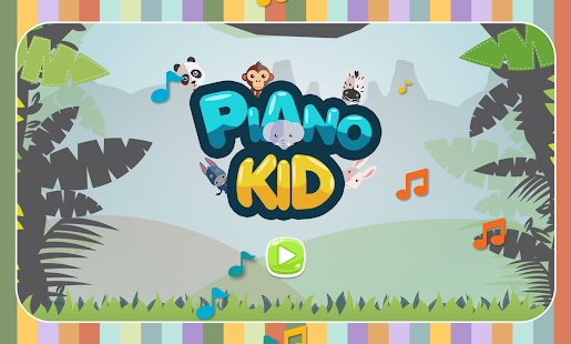 Piano Lesson For Kids - screenshot