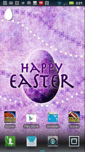 【免費個人化App】Happy Easter Live Wallpaper-APP點子