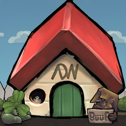 BuuF GuuF - 囲碁すぐADWTheme 個人化 App LOGO-硬是要APP