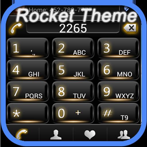 RocketDial Vita Minka Theme 通訊 App LOGO-硬是要APP