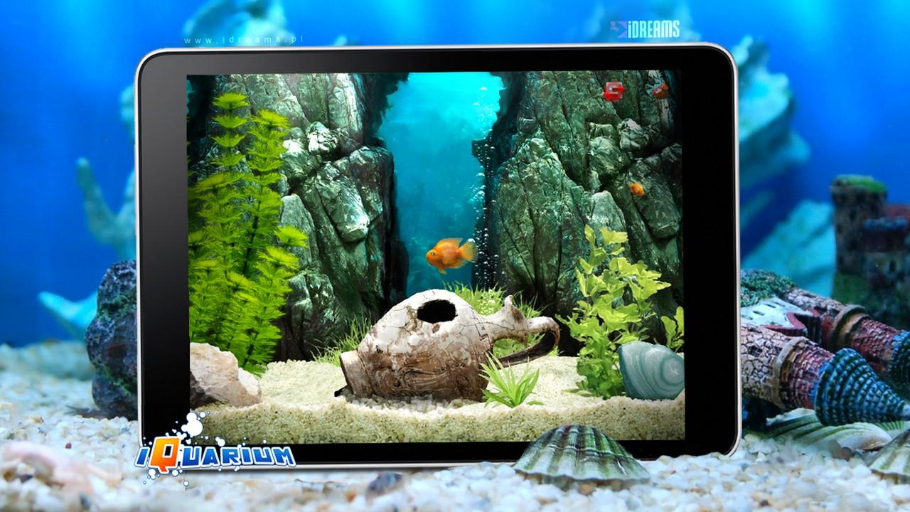 iQuarium - virtual fish Screenshot