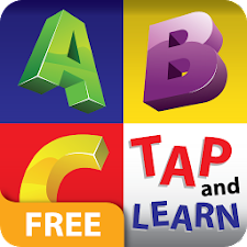 Alphabets ABC Tap & Learn