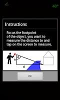 Screenshot of DistMeter