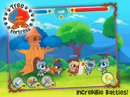 Screenshot of Tree Fortress - TD Game