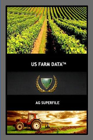 US Farm Data Profile