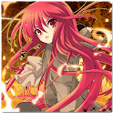 灼眼のシャナⅢ(アニメ)きらきらライブ壁紙 icon