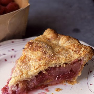 Apple-Raspberry Pie