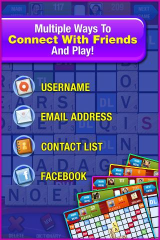 scrabble-free for android screenshot