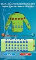 Screenshot of Make Sweater