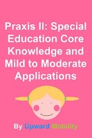 Screenshot of Praxis: Special Ed Exam Prep