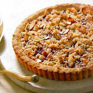 Raspberry Jam Almond Tart Recipes