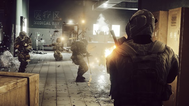 Rush to beat Call Of Duty caused the issues with Battlefield 4