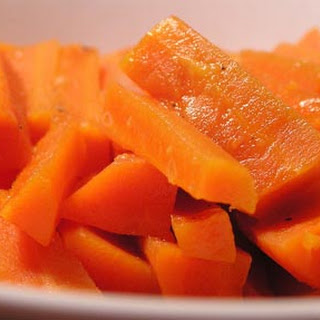 Carrot Tzimmes (Sweetened Braised Carrots)