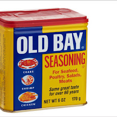Homemade Old Bay Seasoning