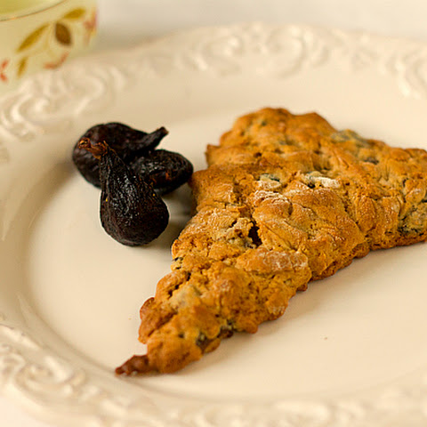 Honey Fig Scones