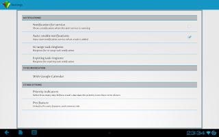 Screenshot of GeoTask Pro
