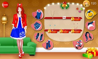 Screenshot of Princess Makeover