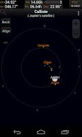 Screenshot of SkEye   Astronomy