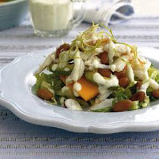 Tropical Avocado And Crab Salad