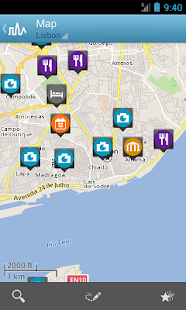 Lisbon Travel Guide by Triposo - screenshot