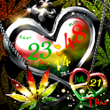 REGGAE LOVE+PEACE LWP Trial icon