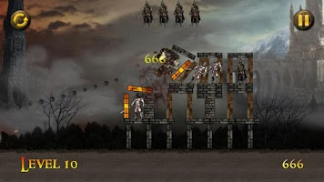 Screenshot of Slingshot Monsters