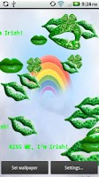 Screenshot of Sparkle Kiss Me, Lucky Lips