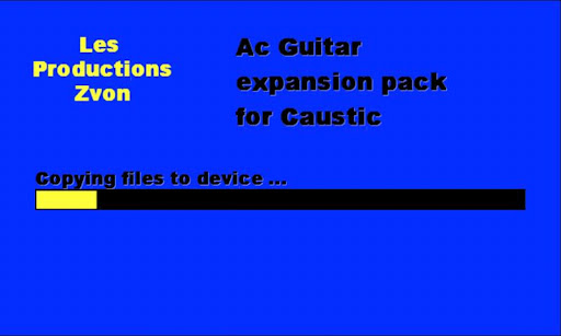 Acoustic Guitar for Caustic