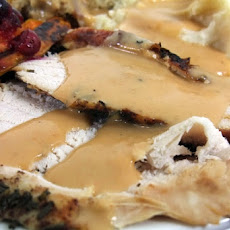 Butter and Wine Basted Turkey Breast