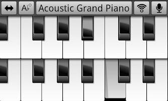 Screenshot of Musical Pro