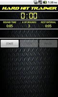 Screenshot of HardHit Trainer