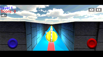 Screenshot of Droman 3D
