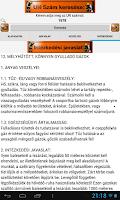 Screenshot of Un Szám Android Pro