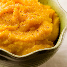 Roasted Butternut Squash Honey Puree