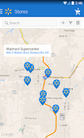 Screenshot of Walmart