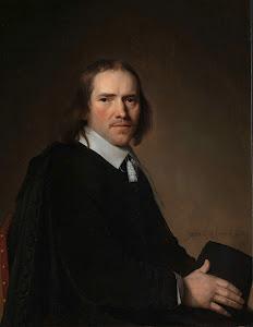 RIJKS: Johannes Cornelisz. Verspronck: painting 1653