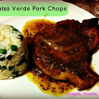 Green Salsa Pork Chops Recipes