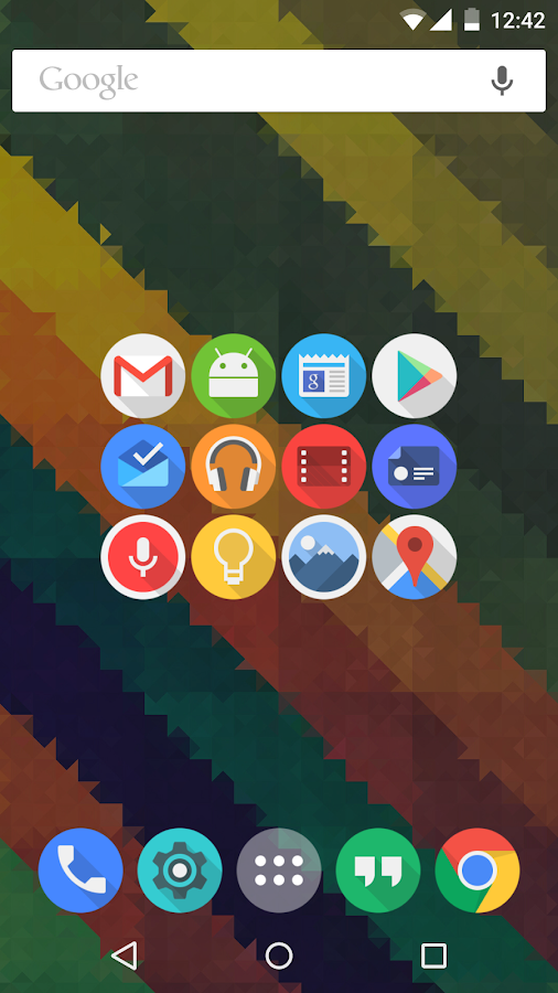 Click UI - Icon Pack Screenshot 0