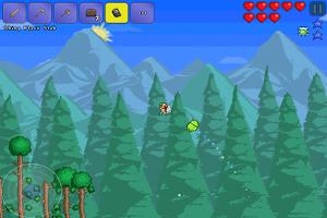 Screenshot of Terraria