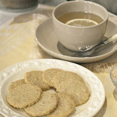 Irish Oatmeal Biscuits
